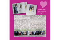 One of my favourite weddings in 2012. Thank you too.