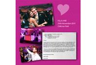 Spectacular Chilston Park Wedding Reception DJ Service